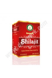 Deemark Shilajit 30 Caps (Combo Pack - 4 Pcs)