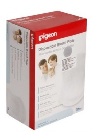 Pigeon - Disposable Breast Pads (36 pcs/pack)