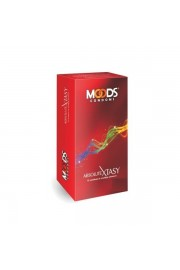 Moods Dotted Textured Condoms - 20's Pack