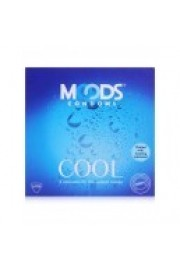 Moods COOL Condoms  - Pack of 12