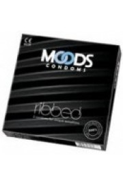 Moods Dotted Condoms - Pack of 3