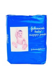 Johnson's Baby Nappy Pads (Pack of 20)