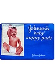 Johnson's Baby Nappy Pads (Pack of 10)