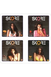 Skore Flavours Mini Combo (16 Packs of 3's)