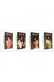 Skore Exotic Flavours Combo (8 Packs of 10s)