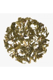 LEMON GINGER GREEN TEA - 100gm