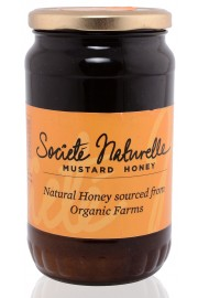 Societe Naturelle Mustard Honey - 1 Kg