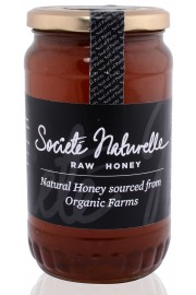 Societe Naturelle Raw Honey - 1 Kg